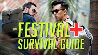 staying alive 2017 music festival survival guide  gents lounge