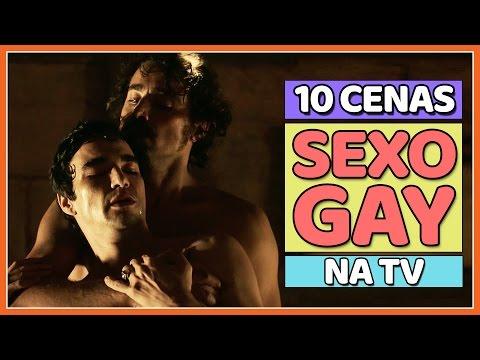 Xxx Mp4 10 CENAS DE SEXO GAY NA TV Põe Na Roda 3gp Sex