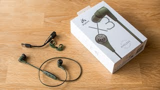 Jaybird X3 wireless in-ears - make them sound better...