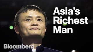 Jack Ma: From KFC Reject to Asia