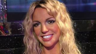 Britney Spears at Madame Tussauds London