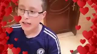 طفل يقرأ القرآن بصوت جميل جدا  .....