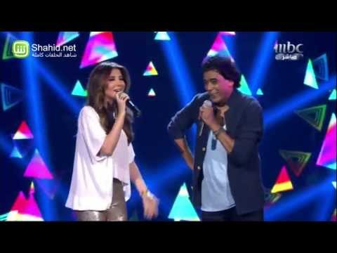 Arab Idol محمد منير ونانسي عجرم حارة السقايين