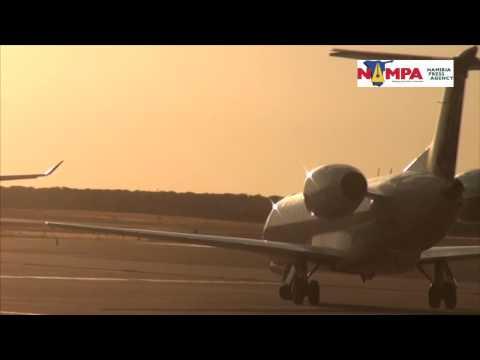 NAMPA: Beijing - Air Namibia 04 Nov 2014