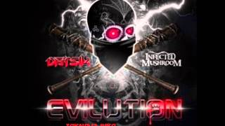 Datsik & Infected Mushroom feat. Jonathan Davis - Evilution (Original Mix).