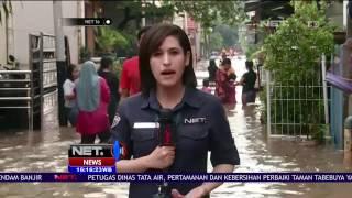 Banjir Parah Melanda Kawasan Cipinang Melayu - NET16