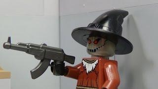 Lego Batman vs The Scarecrow