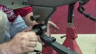 Build Your Willys: MB/GPW - Rear Shackle Installation