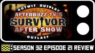 Survivor Season 32 Episode 13 Review & After Show | AfterBuzz TV