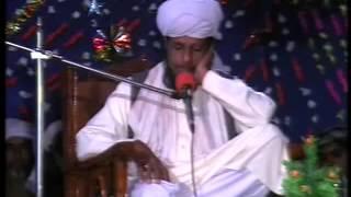 Qari Hafiz Saraiki Naat khan Ahmed Bax Rabani Mehfil Milad e Mustafa SAW 2015