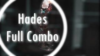 Lost Saga Hades Full Combo