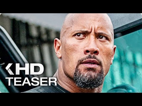 FAST AND FURIOUS 8 Trailer Teaser (2017)