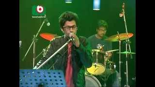 Sarowar Shuvo Nikhoj Songbaad at Baishakhi Tv 2013