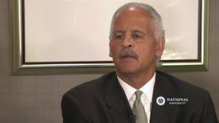 Stedman Graham joins National University on Facebook Live
