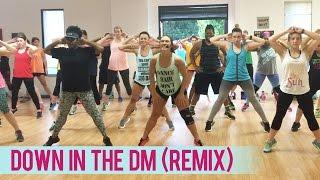 Yo Gotti - Down In The DM ft. Nicki Minaj (Remix) | Dance Fitness with Jessica Boot Camp Style