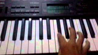 Khel Mandala Full Song On Keyboard.