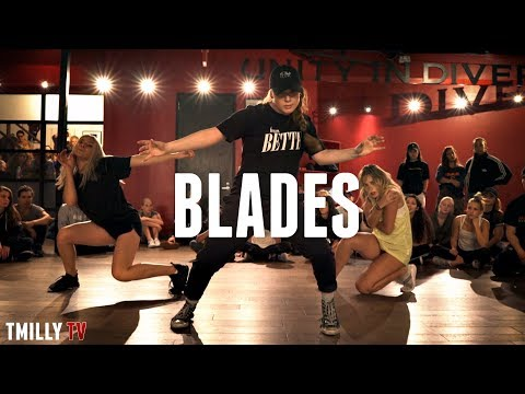 FARR - Blades - Choreography by Jake Kodish - #TMillyTV #Dance
