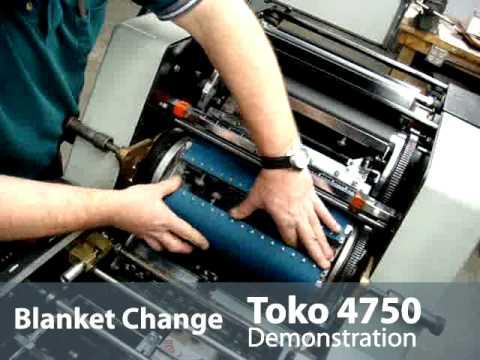 MSL Webshop: Toko 4750 CD Demonstration