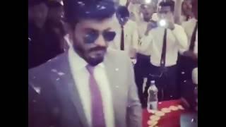Entry of Ashish Singh Jayshoor sir...