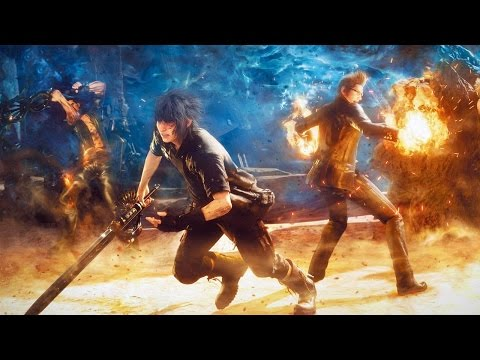 Xxx Mp4 Final Fantasy XV Review Discussion IGN Plays Live 3gp Sex