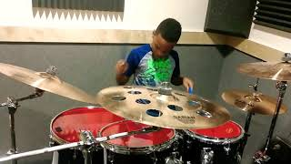 Fill me up drum cover Tasha Cobbs