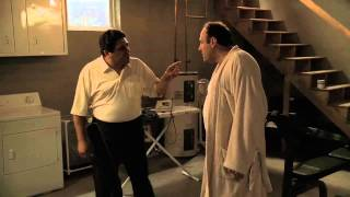 The Sopranos - Pussy's come back talk with Tony