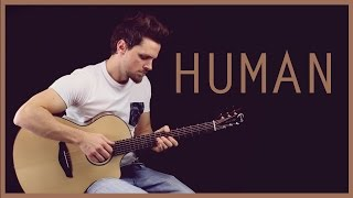 Human - Solo Fingerstyle Guitar Version