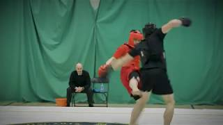 San Da Fighter : Aaron Canlas