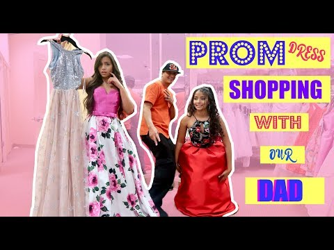 Xxx Mp4 DAD PICKS OUT OUR PROM DRESSES MontoyaTwinz 3gp Sex