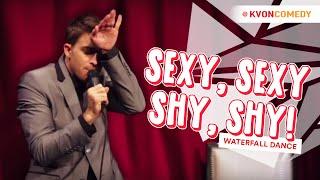 Waterfall Dance - SEXY SEXY shy shy (Kvon)