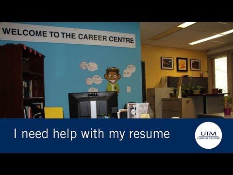 I need help with my resume