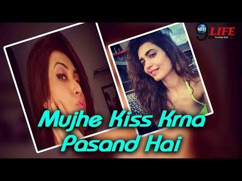 Xxx Mp4 Naagin3 Fame Karishma Tanna Speak About Kissing On Screen Next9life 3gp Sex