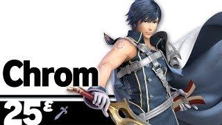 25ᵋ: Chrom – Super Smash Bros. Ultimate