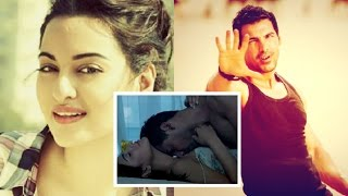 Sonakshi Sinha And John Abraham Shoot For A Steamy Romantic Track