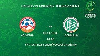 Armenia U-19 - Germany U-19