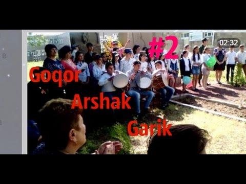Ash Arm .tv 2 Goqor Arshak.Garik Mayisi 9