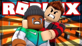 MEETING THE SCHOOL BULLY IN ROBLOX