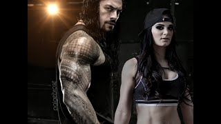 Roman Reigns & Paige - Talking Body