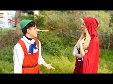 LITTLE RED RIDING HOOD S UNTOLD STORY Lele Pons & Rudy Mancuso