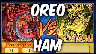Yugioh HAMON vs URIA! (Yu-gi-oh God Card Deck Duel!)