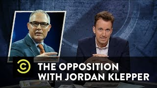 The Opposition w/ Jordan Klepper - Scott Pruitt: The Manager the Environment Needs