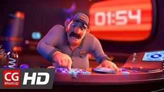 "CGI Animated Short Film ""Murphy's Law Short Film"" by Murphy's Law Team"