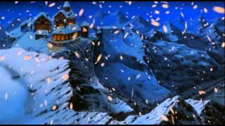 Rudolph o reno do nariz encarnado,canción en galego
