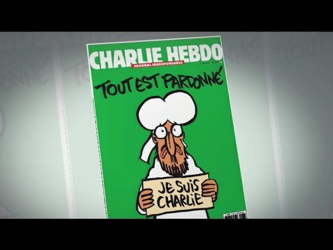 Charlie Hebdo's return: Satirical weekly depicts Prophet Muhammad on new cover