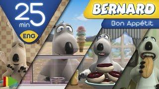 Bernard Bear | Bon Appétit | 25 minutes