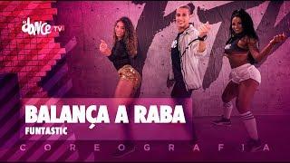 Balança a Raba - Funtastic   FitDance TV (Coreografia) Dance Video
