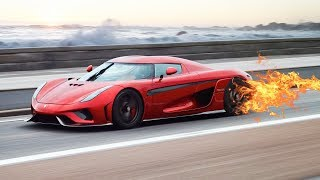 TOP 10 FASTEST CARS In the World (2017 - 2018)