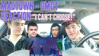 MADTOWN - OMGT MV Reaction (Non-Kpop fan)