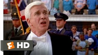 The Naked Gun: From the Files of Police Squad! (10/10) Movie CLIP - National Anthem (1988) HD