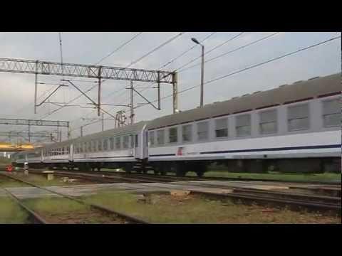 EU07-240 PKP IC EX 5310 MAŁOPOLSKA - przemyśl-gdynia 01-05-2011
